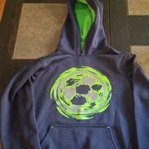 Tek  Gear boys hooded sweatshirt